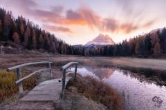 Adorno lake